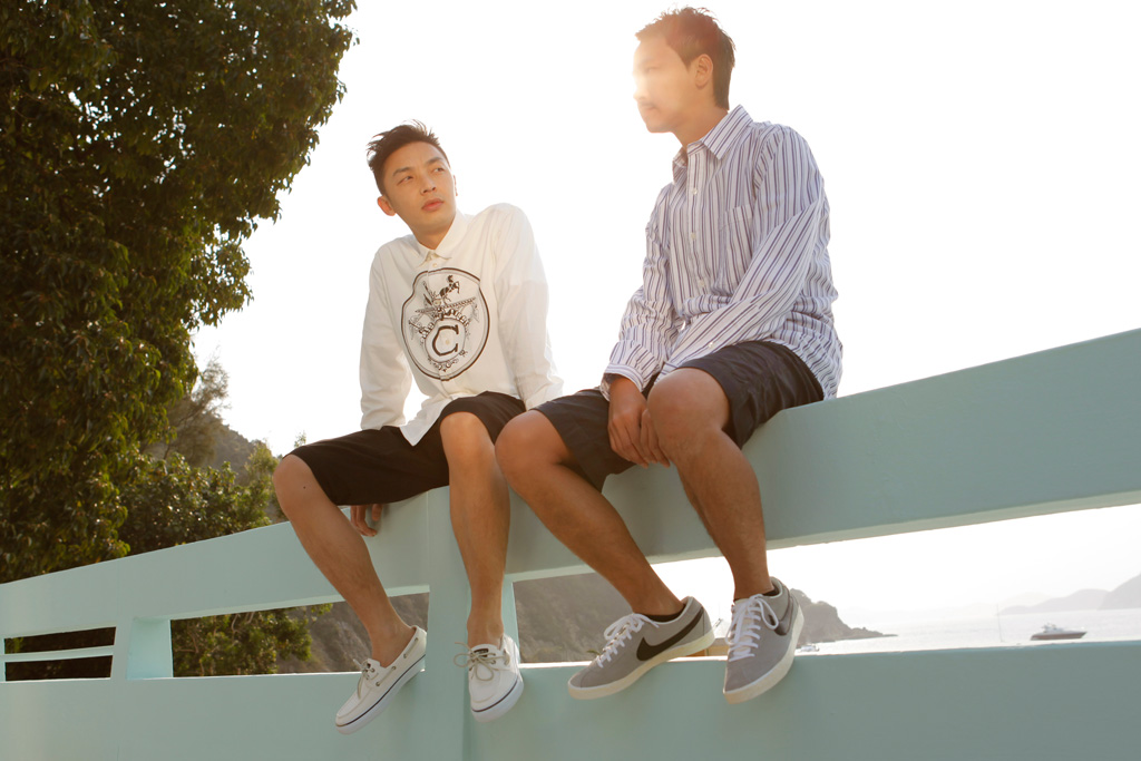 """CLOT 2012 Spring/Summer """"Refinery"""" Collection """"SUMMER Chic"""" Lookbook"""