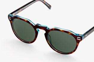 Geoff McFetridge x Colab Corbu Sunglasses