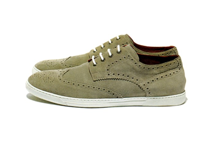COMME des GARCONS JUNYA WATANABE MAN x Tricker's 2012 Fall/Winter Wingtip Sneaker