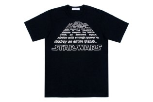 Star Wars x COMME des GARCONS SHIRT 2012 Spring/Summer Collection