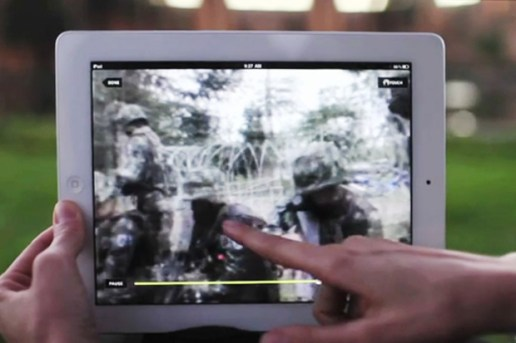 Condition One Allows iPad Viewers to Change Their Perspective in 180-Degree Pannable Movies