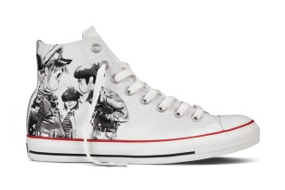 Converse 2012 Fall Chuck Taylor All Star Footwear Collection