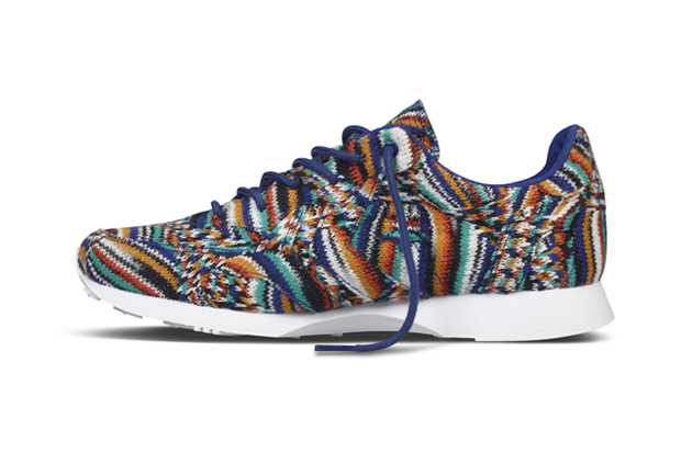 Missoni x Converse 2013 Spring/Summer Auckland Racer