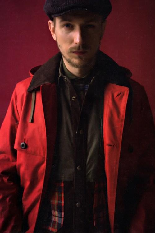 COOL TRANS: COMME des GARCONS JUNYA WATANABE MAN 2012 Fall/Winter Editorial