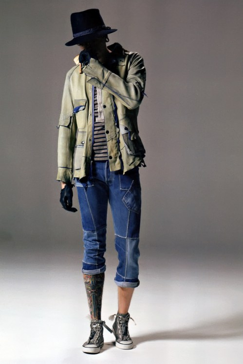 COOL TRANS: TAKAHIROMIYASHITA TheSoloIst. 2012 Fall/Winter Preview