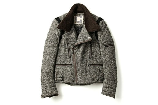CYDERHOUSE Wool House Jacket