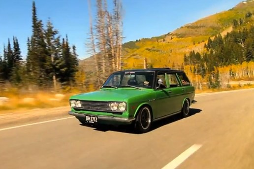 Depth of Speed: Wagon Heritage Video
