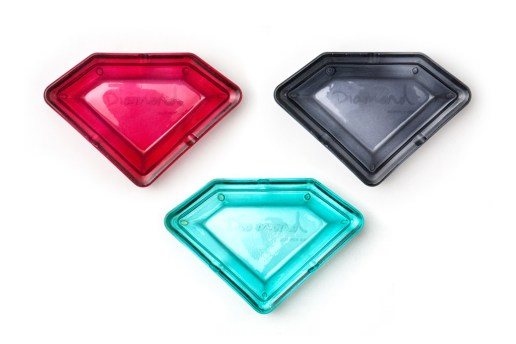 Diamond Supply Co. Glass Ashtrays