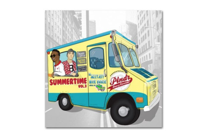 DJ Jazzy Jeff & Mick Boogie – Summertime 3   Mixtape