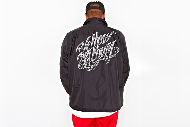 """Dom Kennedy x Us Versus Them 2012 """"Yellow Album"""" Collection"""