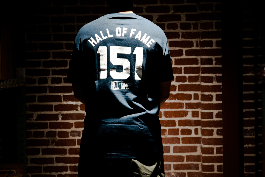 DOOM x Frank151 x Hall of Fame T-Shirt