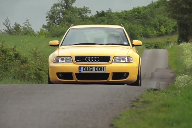 Drive: How the New Audi RS4 Compares to the Original B5, the B7 and Mercedes-Benz's C63 AMG