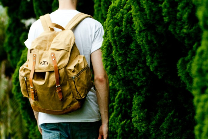 "EASTPAK by WOOD WOOD 2012 Summer ""Desertion"" Collection"