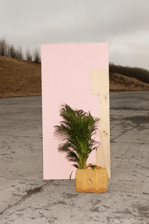 "EASTPAK by WOOD WOOD 2012 Summer ""Desertion"" Lookbook"