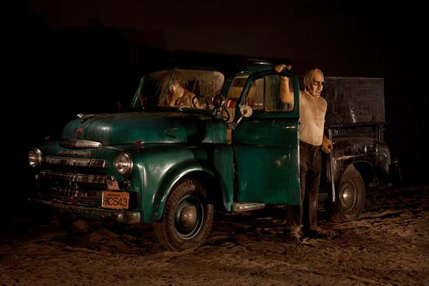 Edward Kienholz's Five Car Stud Acquired by Fondazione Prada