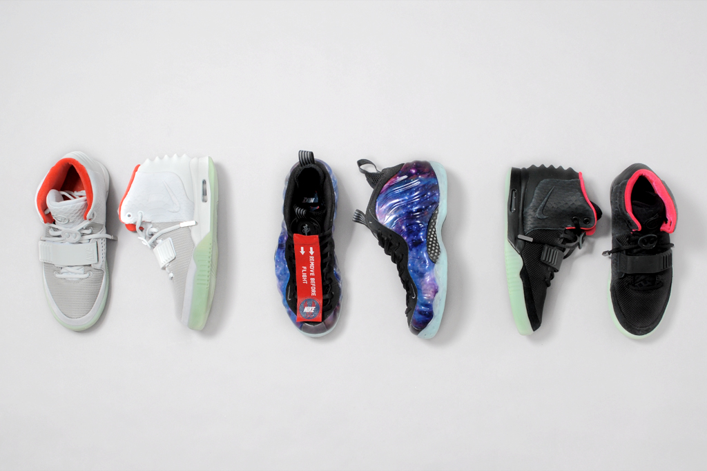 Winner Announcement! End Clothing Triple Threat Hype Pack Giveaway - Win Both Air Yeezy 2 & Galaxy Foamposites!