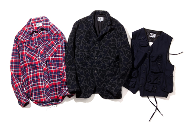 Engineered Garments 2012 June New Releases