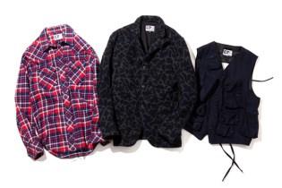 Engineered Garments 2012 June New Releases