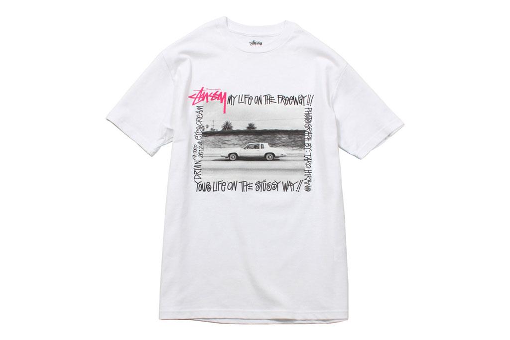 eyescream x stussy i scream for tokyo t shirts