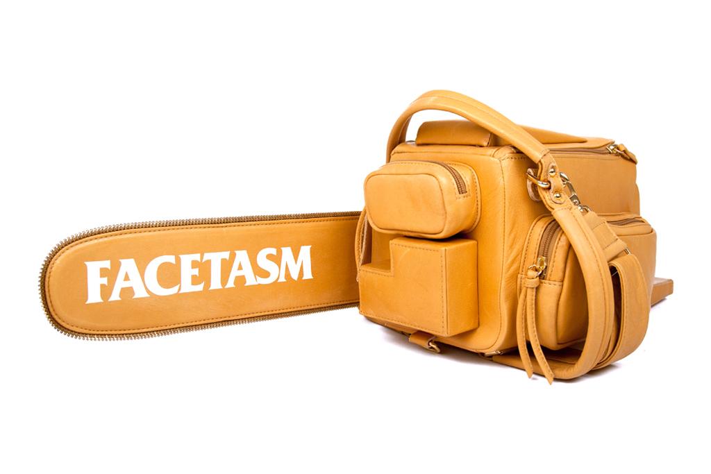 FACETASM Chainsaw Bag