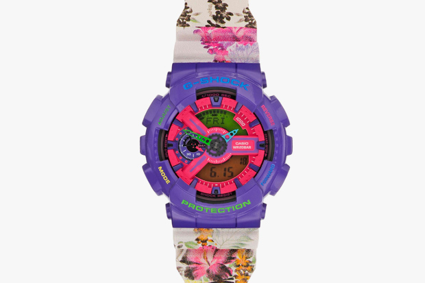 Fashion East x Casio G-Shock Maarten van der Horst vs. SIBLING