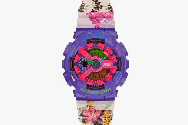 Fashion East x Casio G-Shock Maarten van der Horst vs. SIBLING