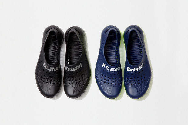 F.C.R.B. Solar Soft Sandals