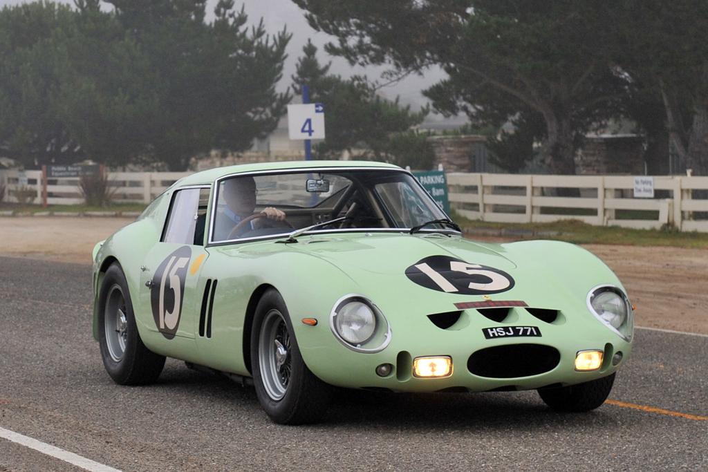 $35 Million 1962 Ferrari 250 GTO Becomes World's Most Expensive Car