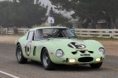 $35 Million 1962 Ferrari 250 GTO Becomes World's Most Expensive Car