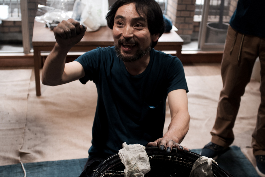http://hypebeast.com/2012/6/f-i-l-nagoya-kyoto-natural-dyeing-process-demonstration-and-workshop-recap