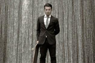 Firdaus Samsudin Suits Up for The Urban Playground Skatorialist Video