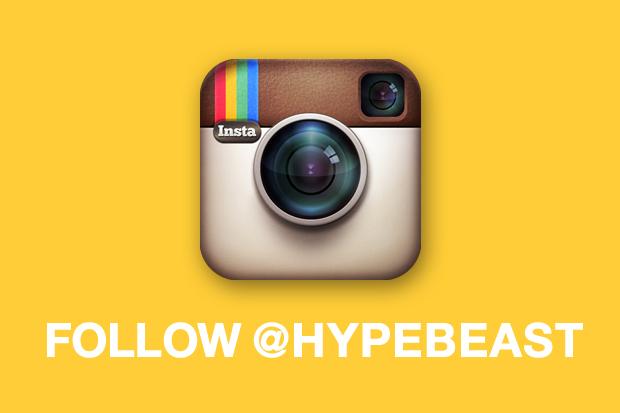 Follow @HYPEBEAST on Instagram!