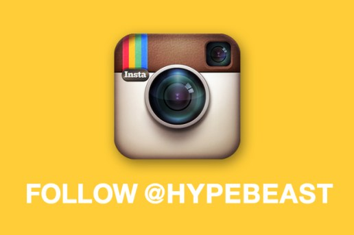 Follow @HYPEBEAST on Instagram!
