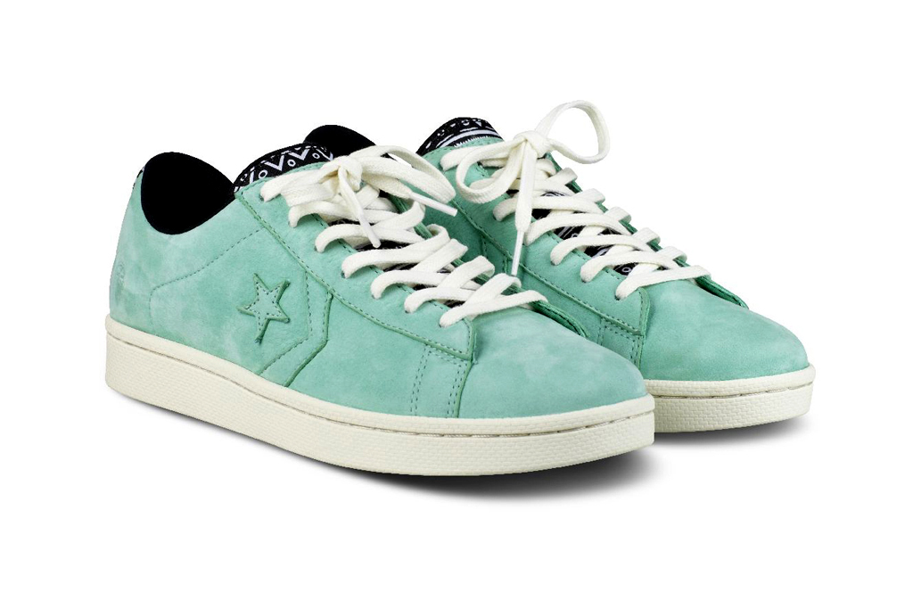 Footpatrol x Converse First String Pro Leather Collection