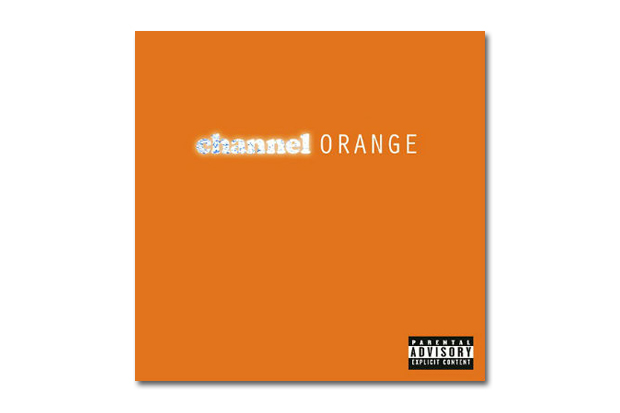 Frank Ocean Unveils 'Channel Orange' Cover & Tracklist