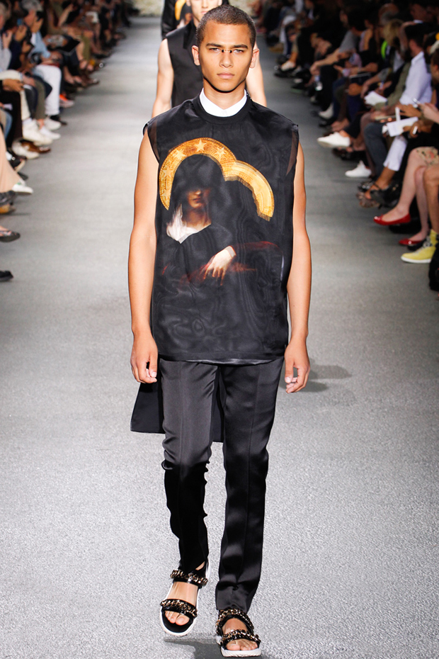 givenchy 2013 spring summer collection 2