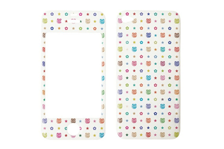 Medicom Toy x Gizmobies Multi-Color Bearbrick iPhone 4 Case