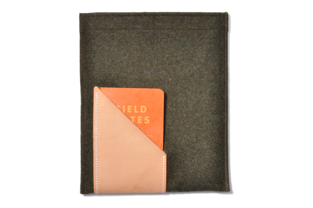 The Good Flock Limited Edition iWooly iPad Case