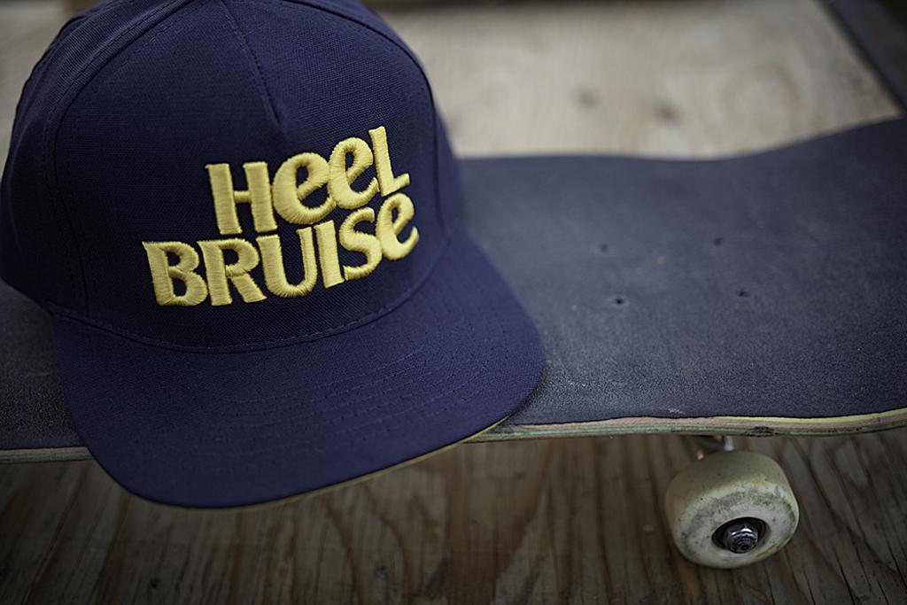 heel bruise 2012 summer lookbook