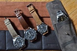 HODINKEE 2012 Leather Straps and Accessories