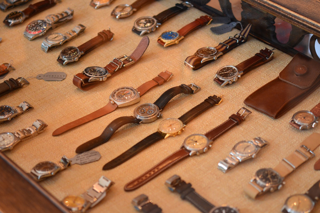 HODINKEE Pop-Up Store San Francisco Recap