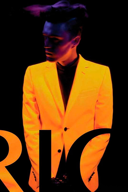 """Homme Style 2012 June """"Electric Youth"""" Editorial"""