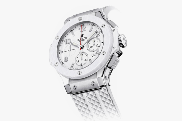 Hublot Big Bang Miami Heat 2012 Champion White Hot Edition