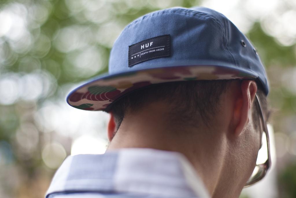 HUF 2012 Summer Lookbook