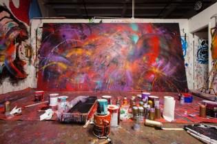 HYPEBEAST Spaces: Madsteez Studio Visit