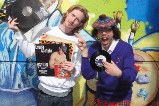 i am OTHER: Nardwuar vs. Asher Roth