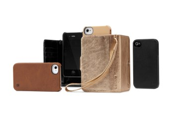 Incase Leather Cases for iPhone 4S