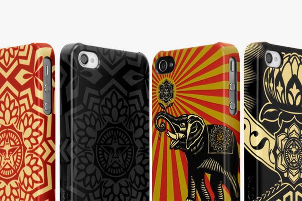 Shepard Fairey x Incase iPhone Case Collection