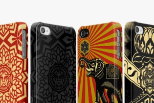 Shepard Fairey x Incase iPhone Case Collection