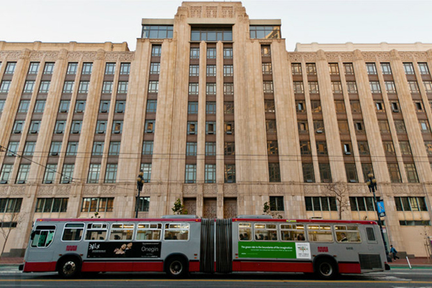 Inside Twitter's New San Francisco Headquarters